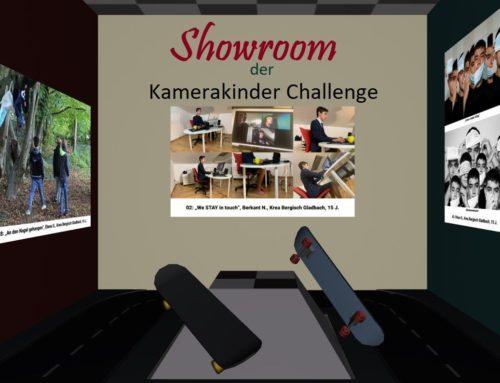 Digitale Ausstellung zur letzten Challenge zum Thema FRISCHE NEUE WELT