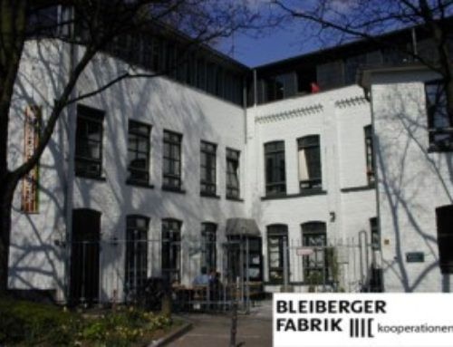 Jugendkunstschule in der Bleiberger FABRIK