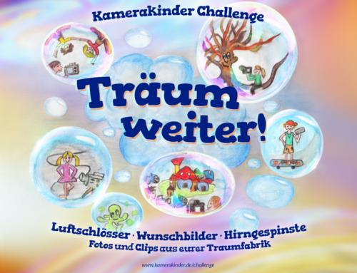 Der Countdown läuft… Einsendeschluss für die Kamerakinder Challenge